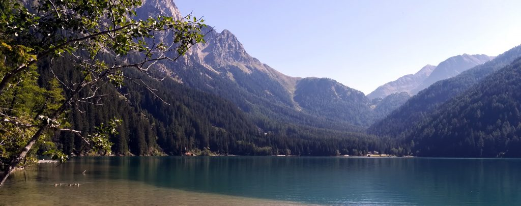Lake Anterselva from south